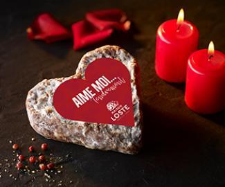 Offre boucher saint valentin | Loste Tradi-France