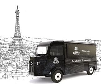 food truck Maison Loste à Paris