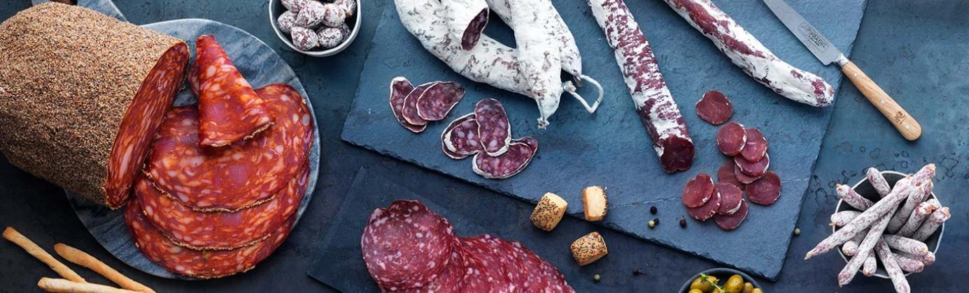 Loste Tradi-France : fabricant et fournisseur de saucissons secs