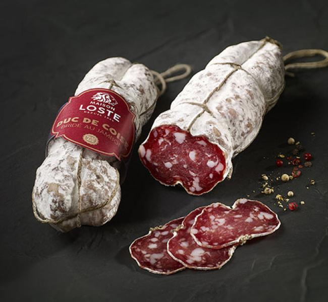 Duc de Coise cured sausage